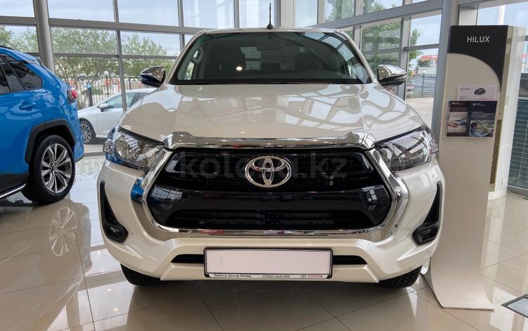 Toyota Hilux 2021 года за 23 800 000 тг. в Актобе