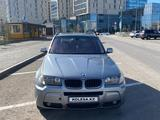 BMW X3 2006 года за 5 500 000 тг. в Нур-Султан (Астана) – фото 3