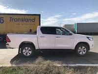 Toyota Hilux 2019 года за 18 000 000 тг. в Алматы