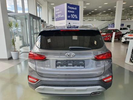 Hyundai Santa Fe 2020 года за 13 390 000 тг. в Уральск – фото 4