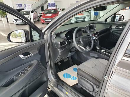 Hyundai Santa Fe 2020 года за 13 390 000 тг. в Уральск – фото 7