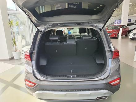 Hyundai Santa Fe 2020 года за 13 390 000 тг. в Уральск – фото 6