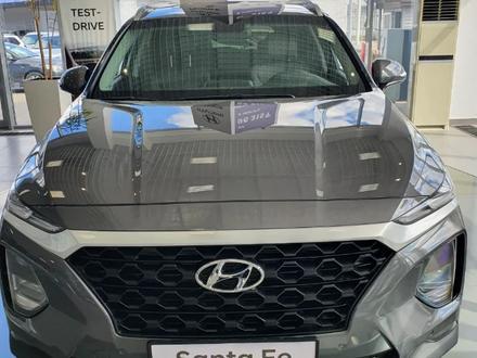 Hyundai Santa Fe 2020 года за 13 390 000 тг. в Уральск