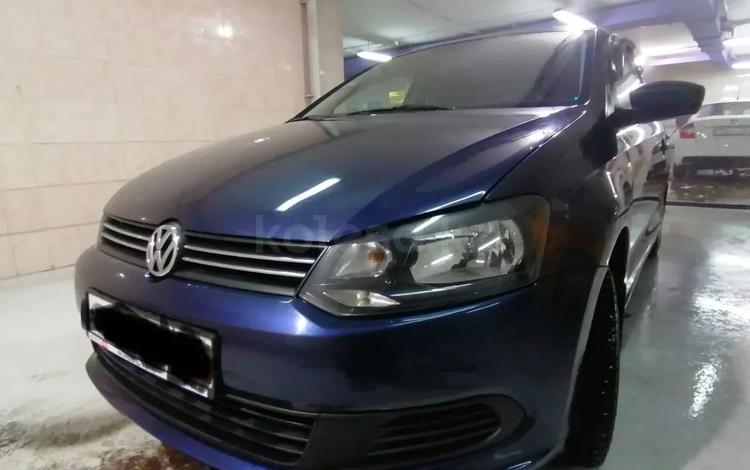 Volkswagen Polo 2010 года за 2 050 000 тг. в Нур-Султан (Астана)