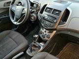 Chevrolet Aveo 2014 года за 3 999 999 тг. в Жезказган – фото 5