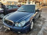 Hyundai Sonata 2003 года за 1 850 000 тг. в Шымкент – фото 2