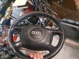 Подушка безопастности на руль ауди а6 99г (капля) за 20 000 тг. в Актобе – фото 2