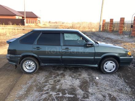 ВАЗ (Lada) 2114 (хэтчбек) 2008 года за 750 000 тг. в Уральск – фото 3