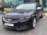 Chevrolet Impala 2017 года за 11 100 000 тг. в Нур-Султан (Астана)