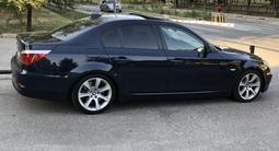 BMW 535 2007 года за 6 700 000 тг. в Алматы – фото 2