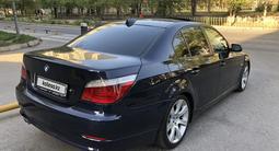 BMW 535 2007 года за 6 700 000 тг. в Алматы – фото 3