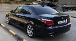 BMW 535 2007 года за 6 700 000 тг. в Алматы – фото 4
