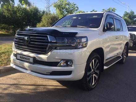 Toyota Land Cruiser 2018 года за 28 000 000 тг. в Алматы
