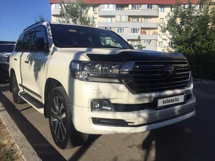Toyota Land Cruiser 2018 года за 28 000 000 тг. в Алматы – фото 2