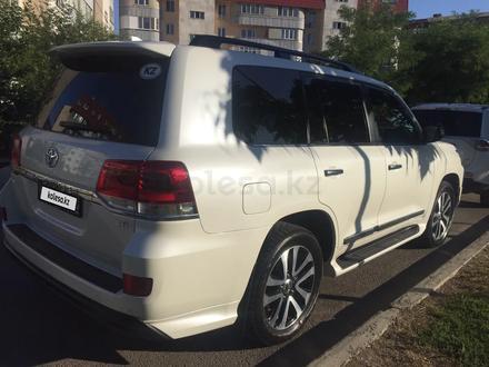 Toyota Land Cruiser 2018 года за 28 000 000 тг. в Алматы – фото 4