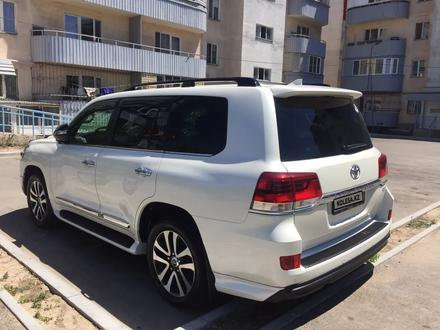 Toyota Land Cruiser 2018 года за 28 000 000 тг. в Алматы – фото 6