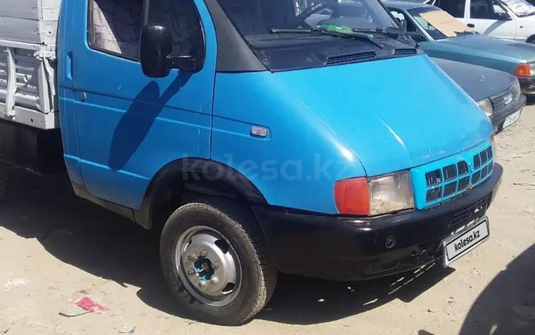 ГАЗ ГАЗель 1995 года за 1 500 000 тг. в Атакент