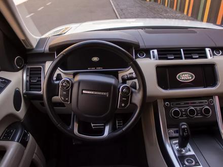 Land Rover Range Rover Sport 2014 года за 17 900 000 тг. в Алматы – фото 11