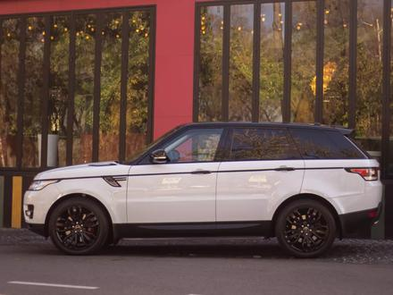 Land Rover Range Rover Sport 2014 года за 17 900 000 тг. в Алматы – фото 17