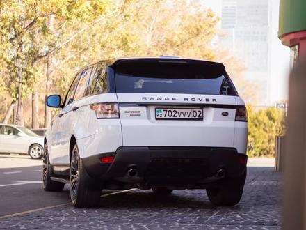 Land Rover Range Rover Sport 2014 года за 17 900 000 тг. в Алматы – фото 19