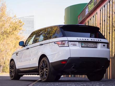 Land Rover Range Rover Sport 2014 года за 17 900 000 тг. в Алматы – фото 21