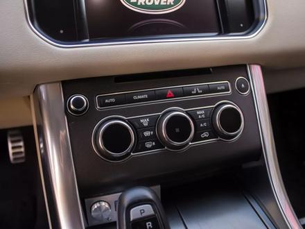 Land Rover Range Rover Sport 2014 года за 17 900 000 тг. в Алматы – фото 22