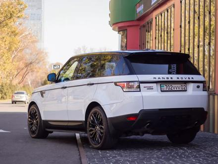Land Rover Range Rover Sport 2014 года за 17 900 000 тг. в Алматы – фото 24