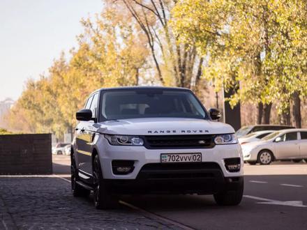 Land Rover Range Rover Sport 2014 года за 17 900 000 тг. в Алматы – фото 25