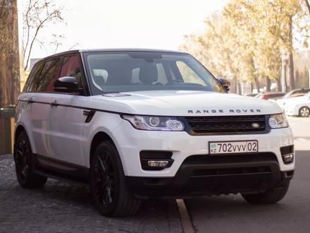 Land Rover Range Rover Sport 2014 года за 17 900 000 тг. в Алматы – фото 26