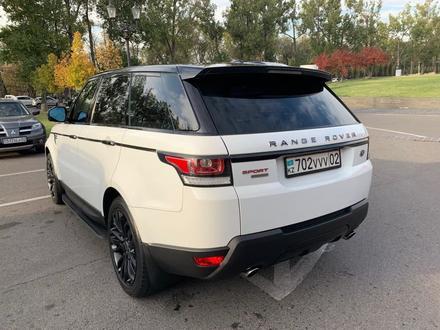 Land Rover Range Rover Sport 2014 года за 17 900 000 тг. в Алматы – фото 2