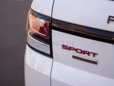 Land Rover Range Rover Sport 2014 года за 17 900 000 тг. в Алматы – фото 32