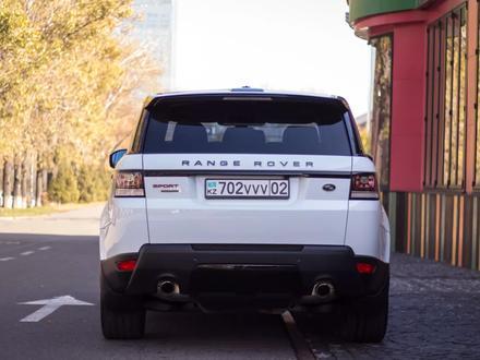 Land Rover Range Rover Sport 2014 года за 17 900 000 тг. в Алматы – фото 34