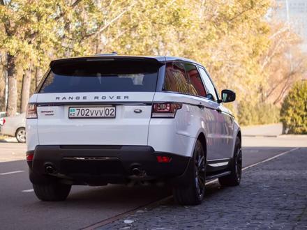 Land Rover Range Rover Sport 2014 года за 17 900 000 тг. в Алматы – фото 36