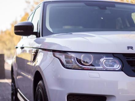 Land Rover Range Rover Sport 2014 года за 17 900 000 тг. в Алматы – фото 38