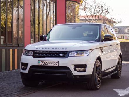 Land Rover Range Rover Sport 2014 года за 17 900 000 тг. в Алматы – фото 42