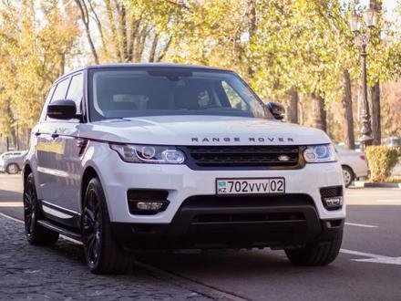 Land Rover Range Rover Sport 2014 года за 17 900 000 тг. в Алматы