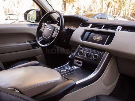 Land Rover Range Rover Sport 2014 года за 17 900 000 тг. в Алматы – фото 45
