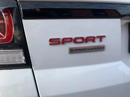 Land Rover Range Rover Sport 2014 года за 17 900 000 тг. в Алматы – фото 4