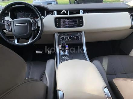 Land Rover Range Rover Sport 2014 года за 17 900 000 тг. в Алматы – фото 5
