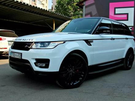 Land Rover Range Rover Sport 2014 года за 17 900 000 тг. в Алматы – фото 6