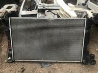 Радиатор основной Toyota Avensis t250 1az-fse 2.0l за 25 000 тг. в Алматы