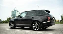 Land Rover Range Rover 2014 года за 27 000 000 тг. в Алматы – фото 3