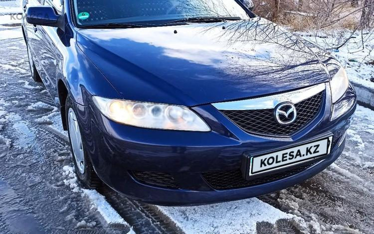 Mazda 6 2003 года за 2 300 000 тг. в Караганда