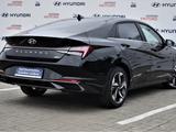 Hyundai Elantra 2021 года за 12 390 000 тг. в Костанай – фото 4