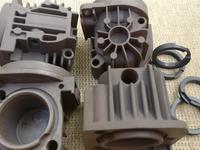 Ремкомплект компрессора пневмоподвески Туарег за 40 000 тг. в Костанай