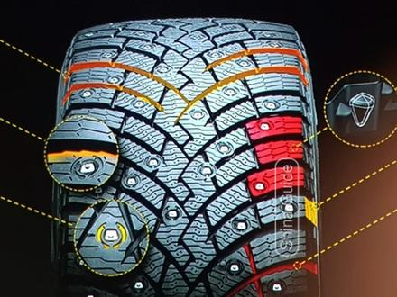 245-40-20 перед, и зад 275-35-20 Pirelli Scorpion Ice Zero 2 (RUN FLAT) за 167 500 тг. в Алматы – фото 5