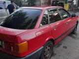 Audi 80 1991 года за 950 000 тг. в Алматы – фото 3