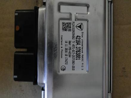 Компьютер на Газель Бизнес, Микас 12.3, Двигатель 421640, Евро —… за 114 тг. в Алматы