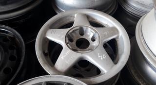 Диски титановые на Mazda Kronos за 40 000 тг. в Алматы