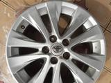 Литые (легкосплавные) диски R18 для Toyota за 140 000 тг. в Туркестан – фото 2
